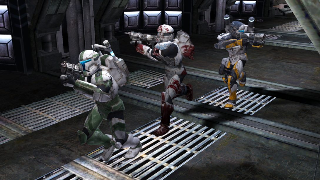 《Star Wars Republic Commando》四月登陸PS4