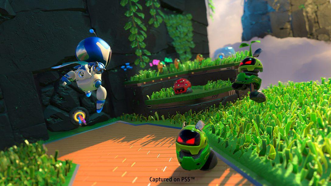 我是你的GPU——打造《Astro's Playroom》數位風格流行音樂