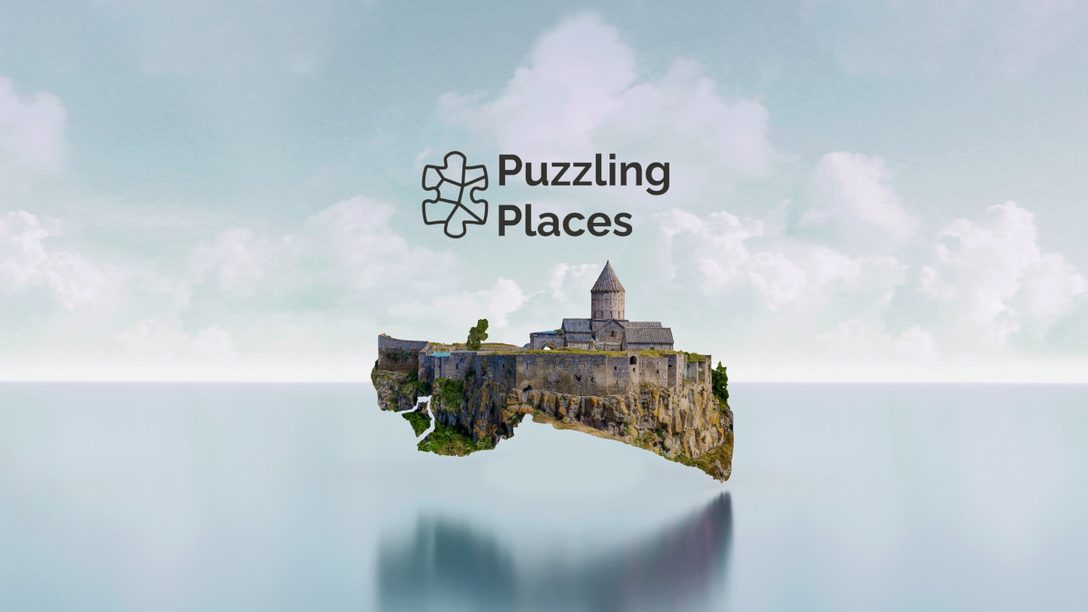 3D拼圖解謎遊戲《Puzzling Places》即將登上PS VR!