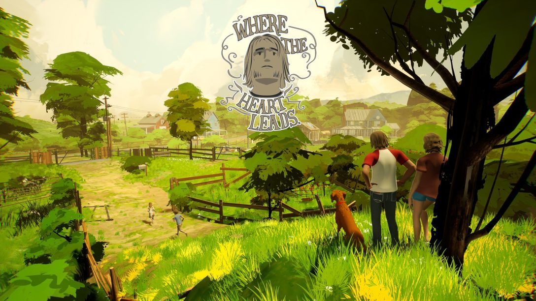 超現實敘事冒險遊戲《Where the Heart Leads》於7月13日在PS4、PS5發行