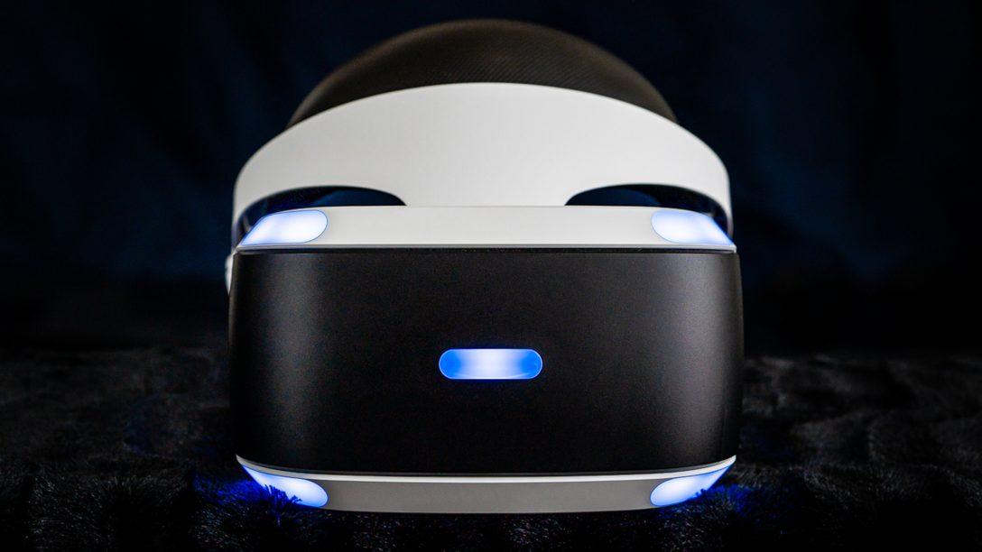 「PS VR亮點」今日回歸