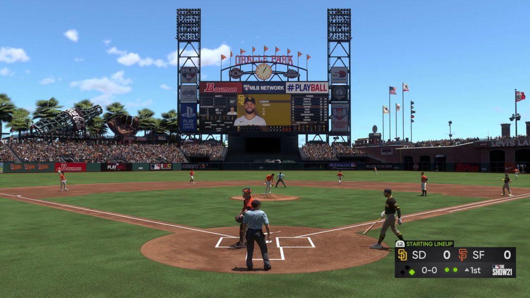 《MLB The Show 21》玩法詳整帶你做好準備