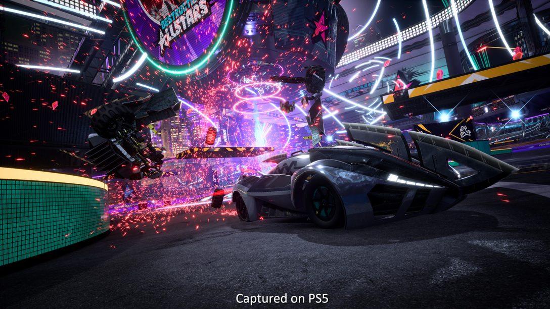 《Destruction AllStars》訪談:PS5技術讓競技車手栩栩如生