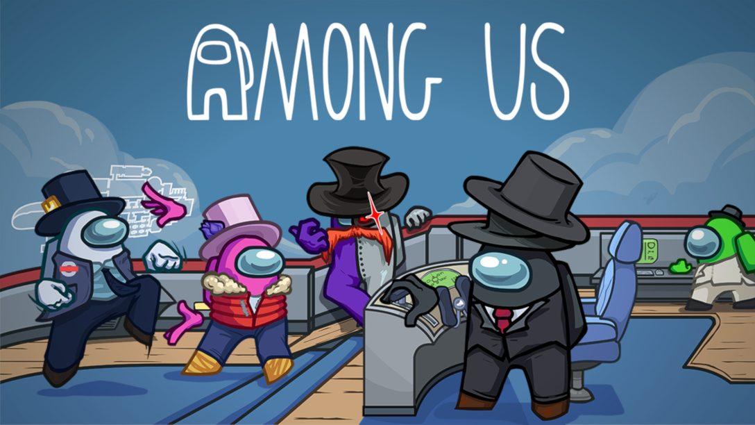 快招兵買馬——《Among Us》今年內登陸PS4和PS5!