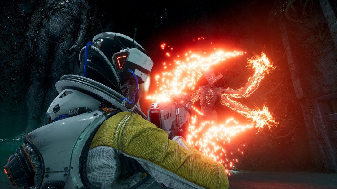 《Returnal》遊玩影片:近30分鐘的全新畫面公布開發細節等內容