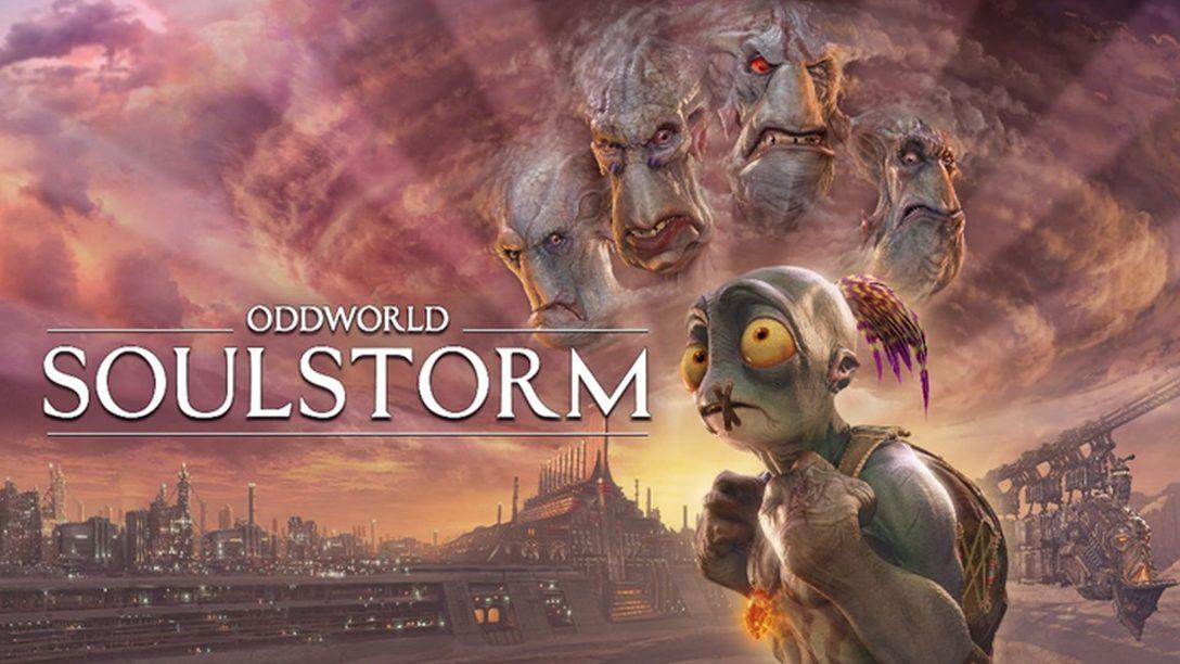 《Oddworld: Soulstorm》——結局多種,還能提高Quarmic分數