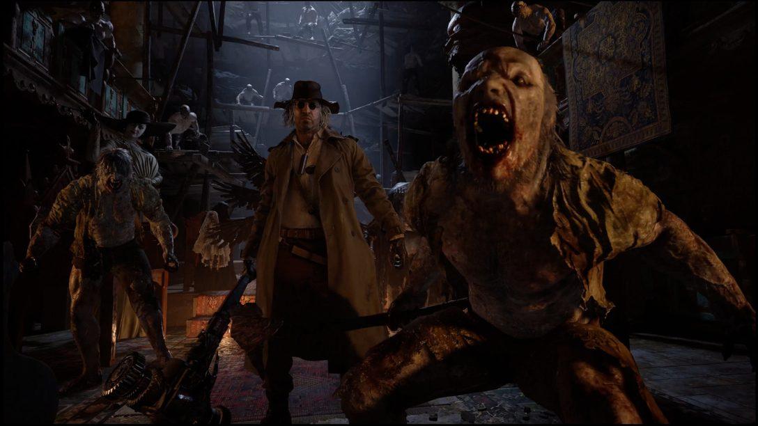 新《Resident Evil Village》遊戲畫面充分展現戰鬥、反派與環境