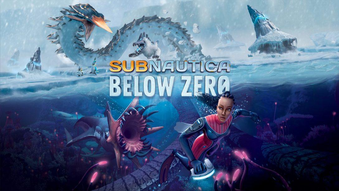 全新《Subnautica: Below Zero》遊戲畫面在「State of Play」公開