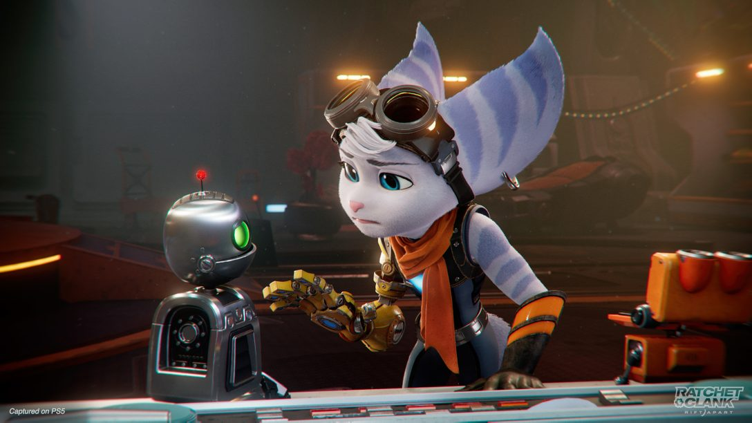 《Ratchet & Clank: Rift Apart》神祕新主角蕾薇特首度曝光