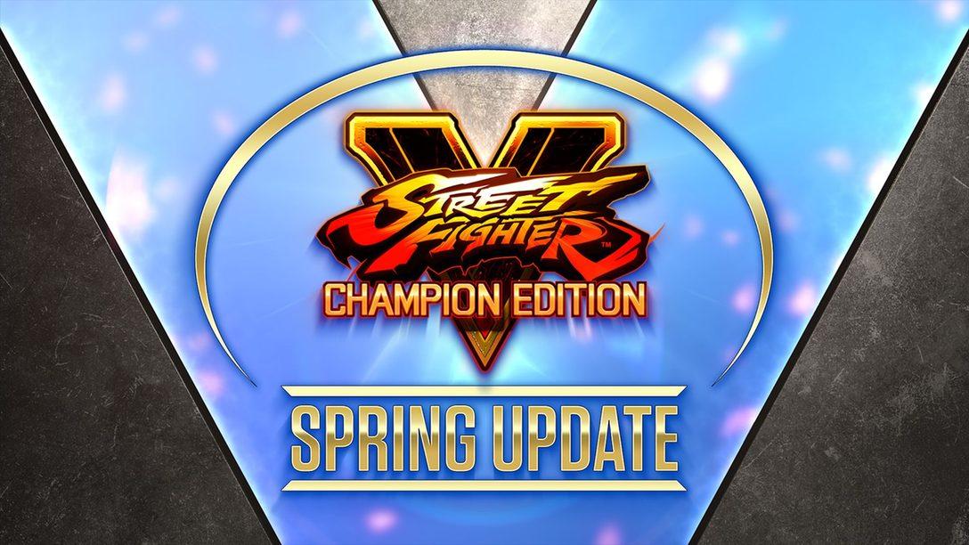 《Street Fighter V》春季更新帶來仙人Oro與使用靈魂力量的Rose等角色情報