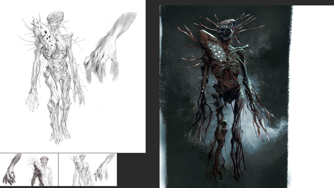 看《Returnal》如何從視覺特效驅動觸手技術和深海靈感,創造出異星敵人