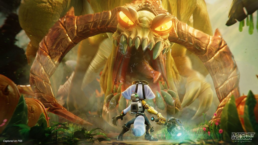 《Ratchet & Clank: Rift Apart》15分鐘最新實機遊玩畫面