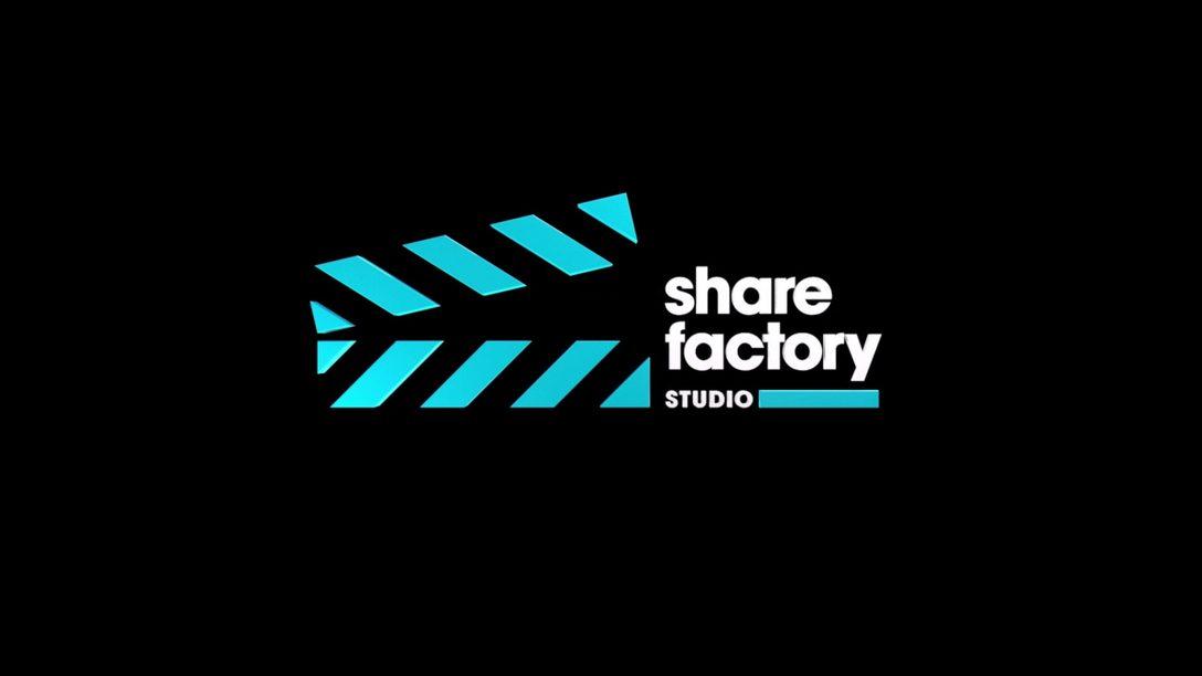 PS5編輯應用程式Share Factory Studio更新今日發佈