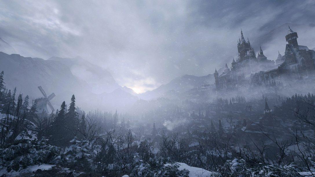新《Resident Evil Village》體驗版邀請玩家明日一探蒂米特雷斯庫城堡
