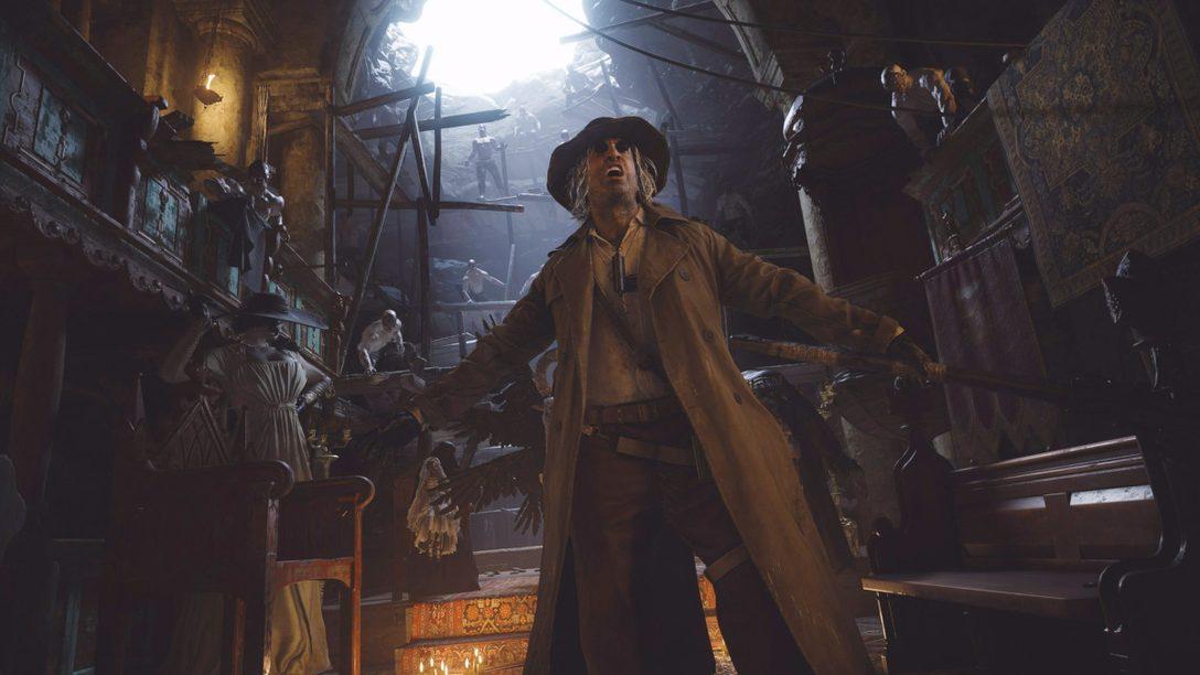 新《Resident Evil Village》體驗版於4月18日登上PS4和PS5