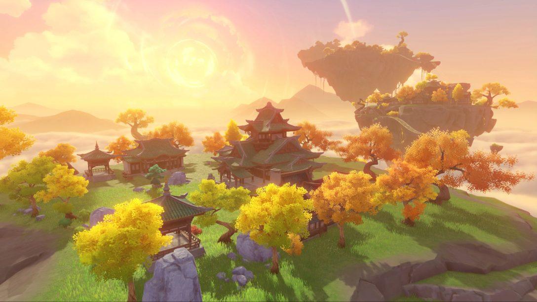 《原神》1.5版本:「玉扉繞塵歌」將在4月28日上線