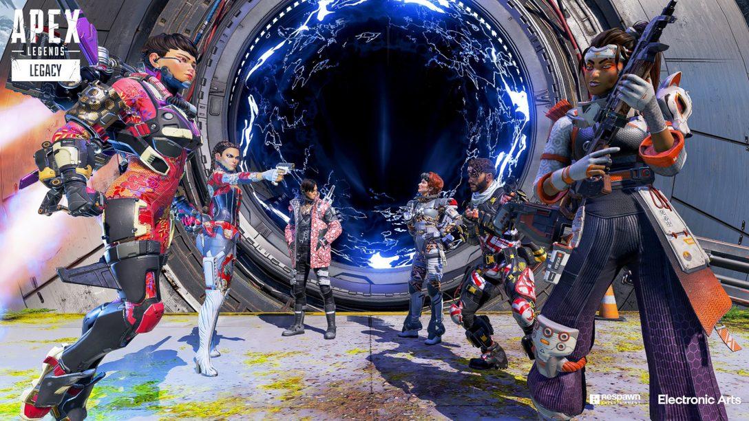 搶先看《Apex 英雄》賽季 9的 3V3模式「競技場」與英雄「瓦爾基里」等新要素!