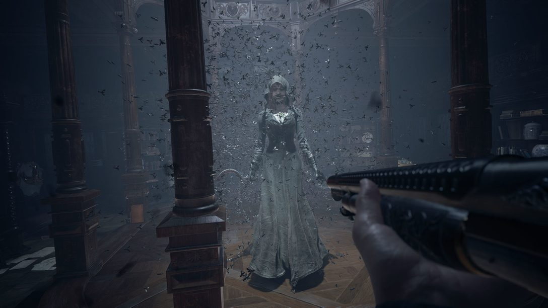 《Resident Evil Village》:有請蒂米特雷斯庫女士的三個女兒
