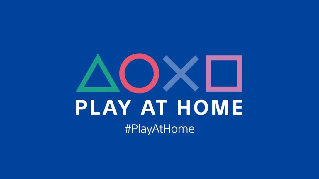 「Play At Home 2021」更新:免費遊戲追加內容等優惠加碼推出