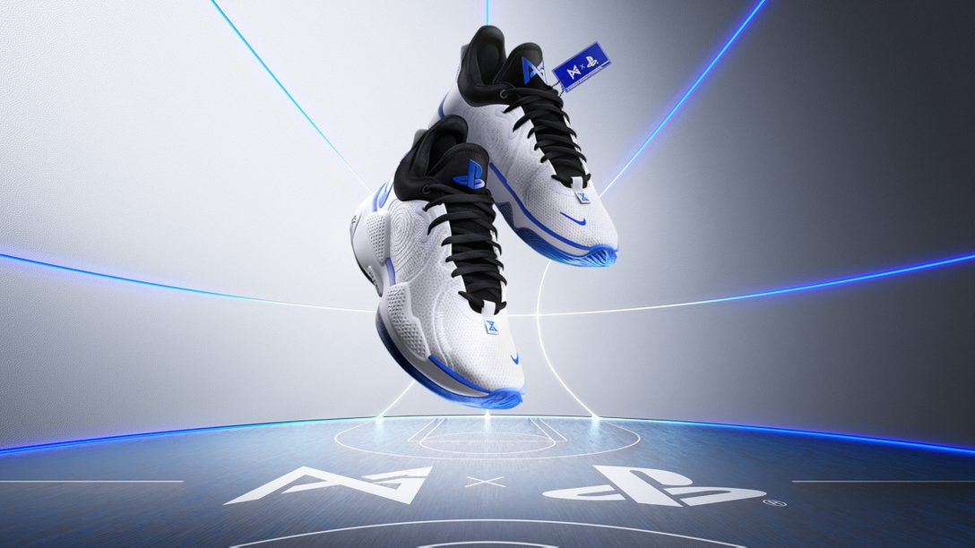 Paul George x PlayStation:再次聯名推出PG 5 PlayStation™5 Colorway