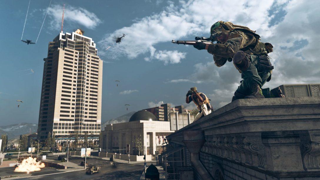 深入一探《終極警探》的中富大樓,現於《現代戰域™》推出
