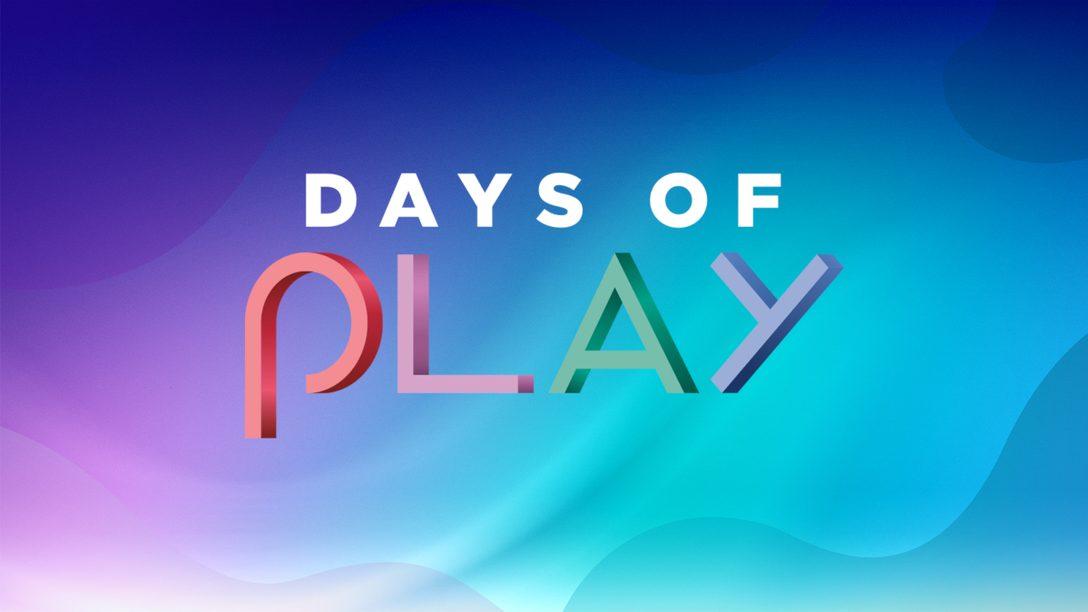 準備迎接PlayStation「2021 Days of Play」社群慶祝活動