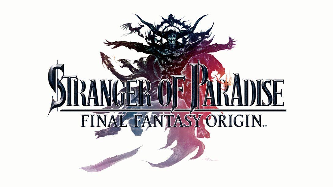 「FINAL FANTASY」系列最新作『STRANGER OF PARADISE FINAL FANTASY ORIGIN』即將登上PS5和PS4!