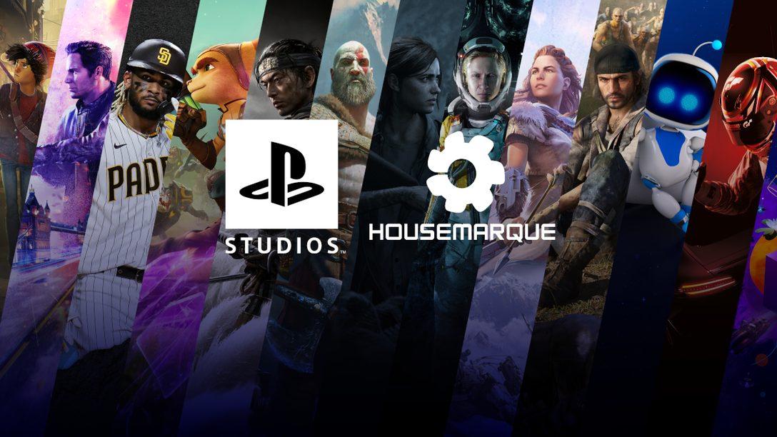 歡迎 Housemarque 加入 PlayStation Studios 的大家庭
