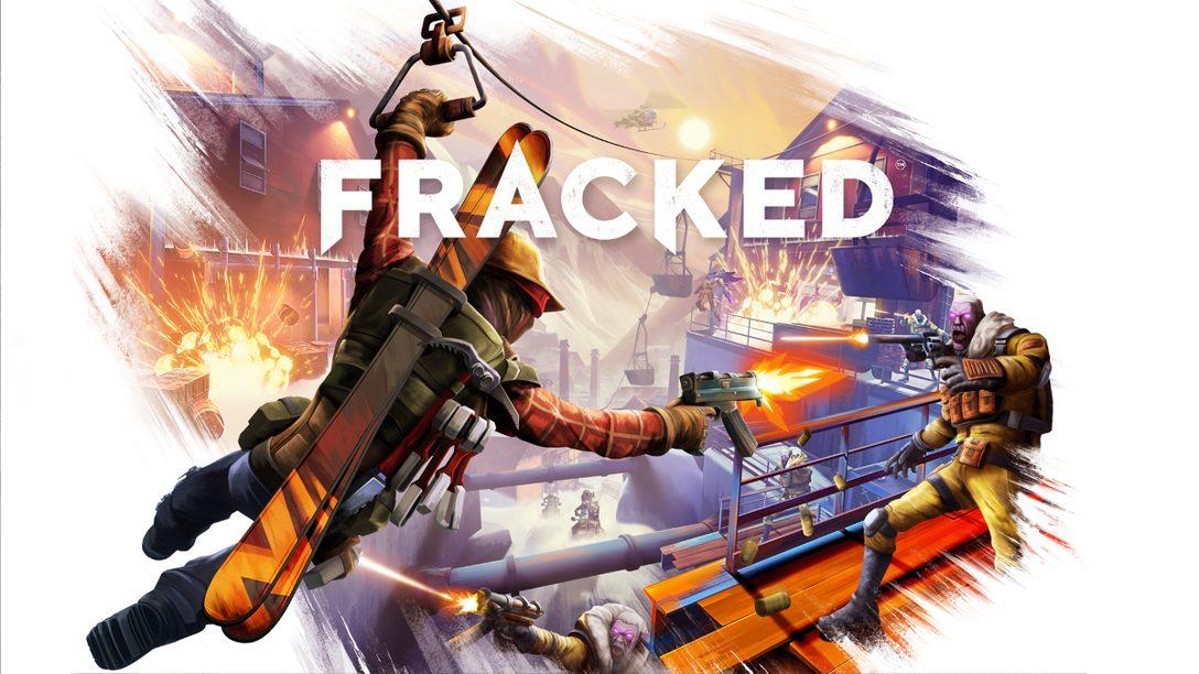 釋出 PS VR 獨家《Fracked》的延伸版遊戲實況