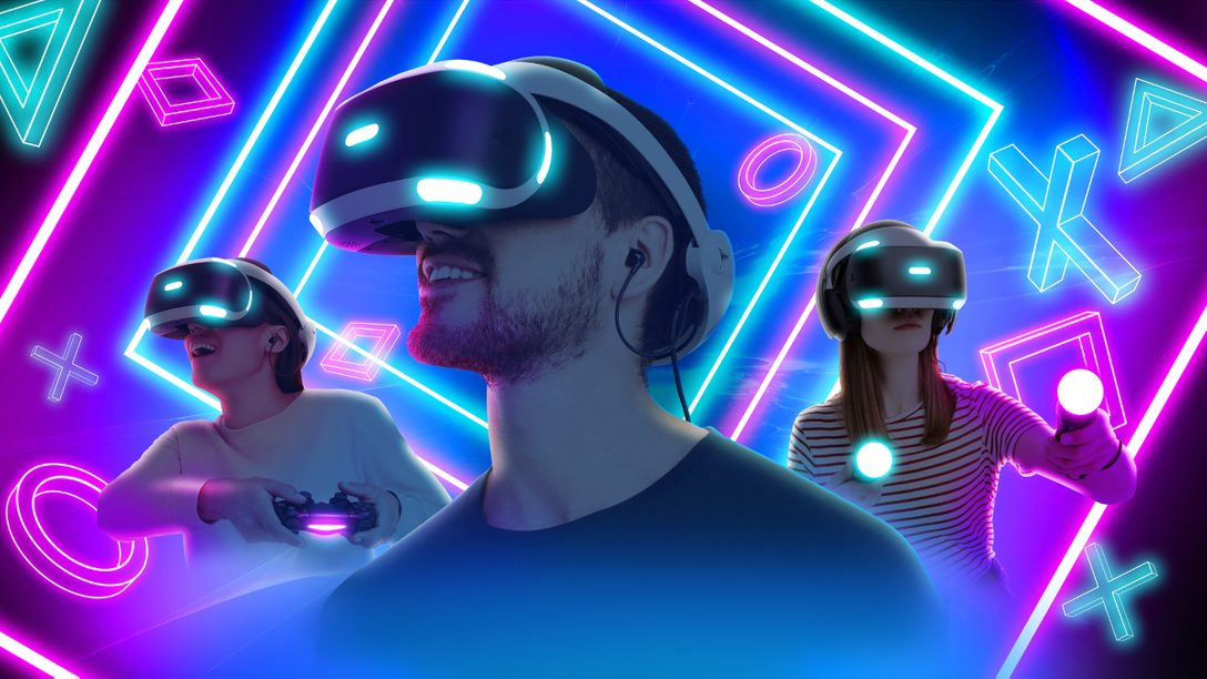 「PS VR亮點」挾精采更新回歸