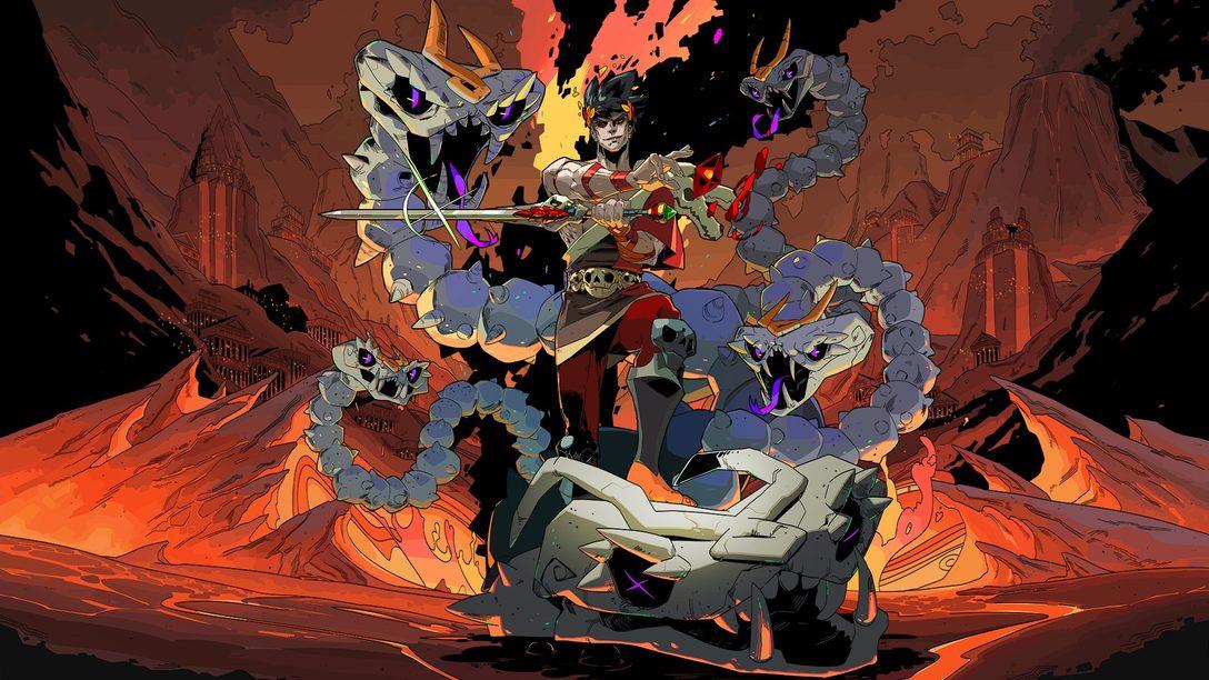 《Hades》於8月13日登陸PS4和PS5