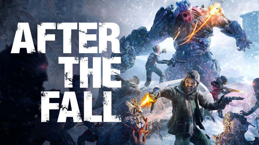 細說PS VR合作FPS《After the Fall》的世界、敵人與戰鬥