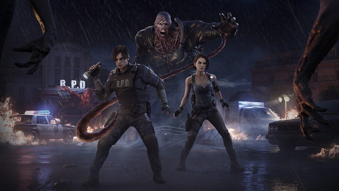 《Resident Evil》與《黎明死線》合作:6月15日聯手上線