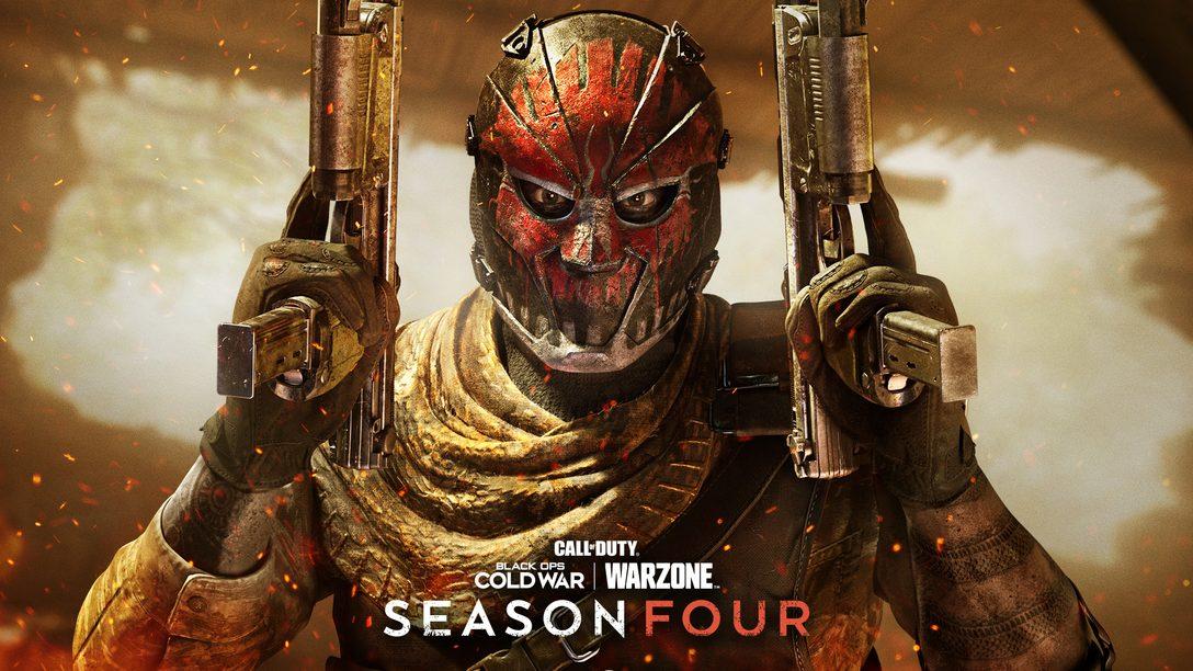 《決勝時刻®:黑色行動冷戰》與《現代戰域™》第四季將於6月18日登場