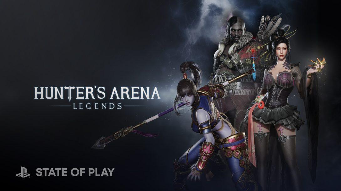 30名玩家規模的大逃殺遊戲《Hunter's Arena》將於8月3日登陸PS4與PS5