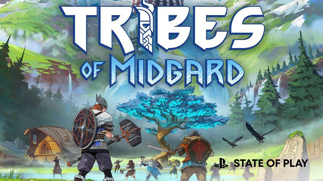 《Tribes of Midgard》發行後計畫公開