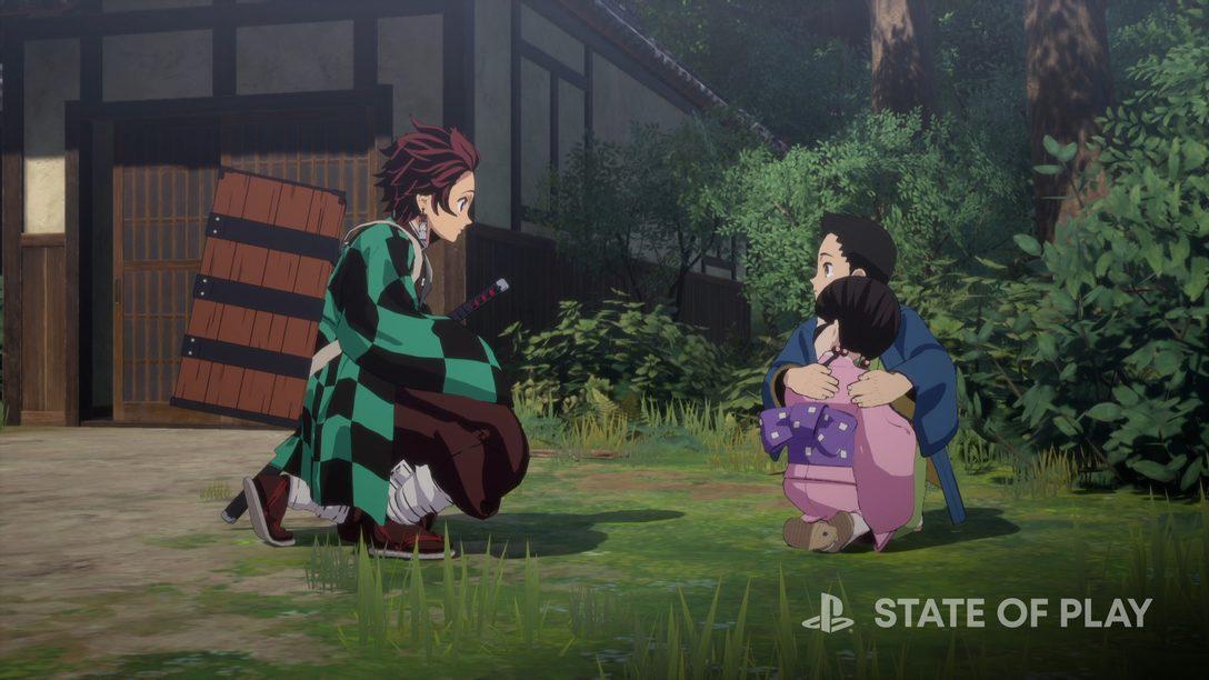 《鬼滅之刃 火之神血風譚》將在10月15日於PS5推出