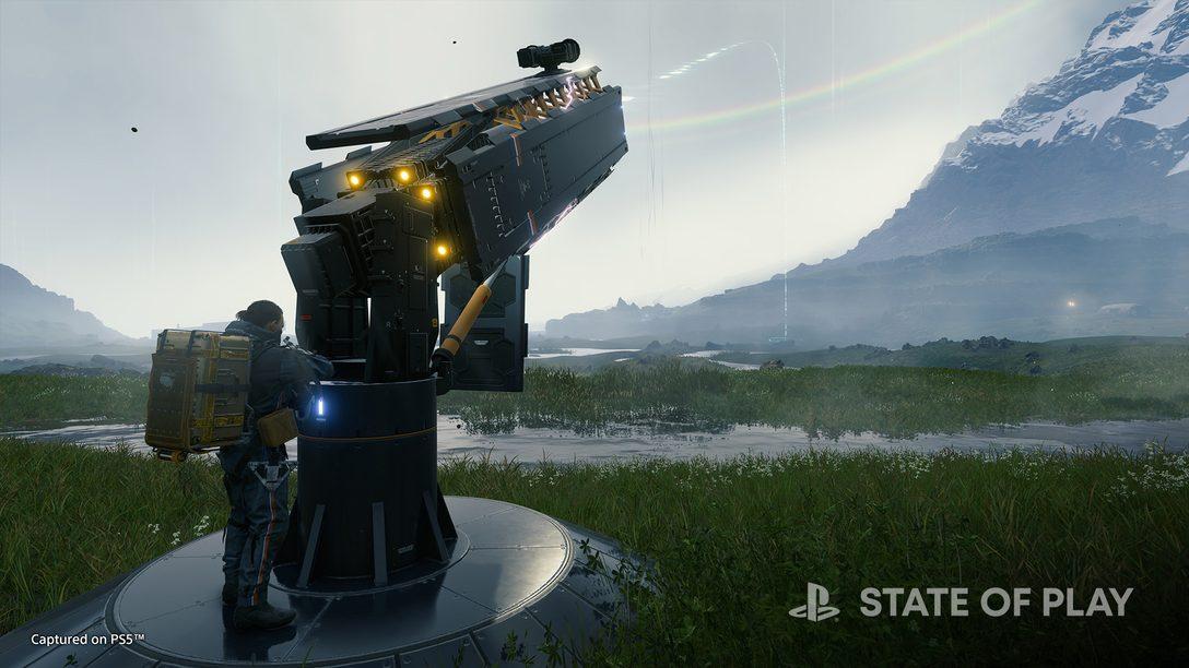《Death Stranding Director's Cut》將於2021年9月24日登陸 PS5