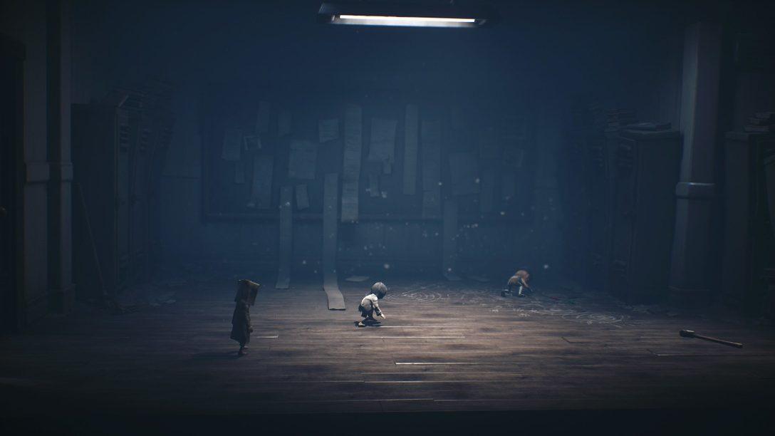 《小小夢魘2》強化版即日起登陸PS5
