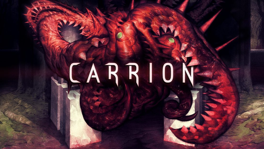 反向恐怖體驗遊戲《Carrion》將於今年稍後火速登陸PS4