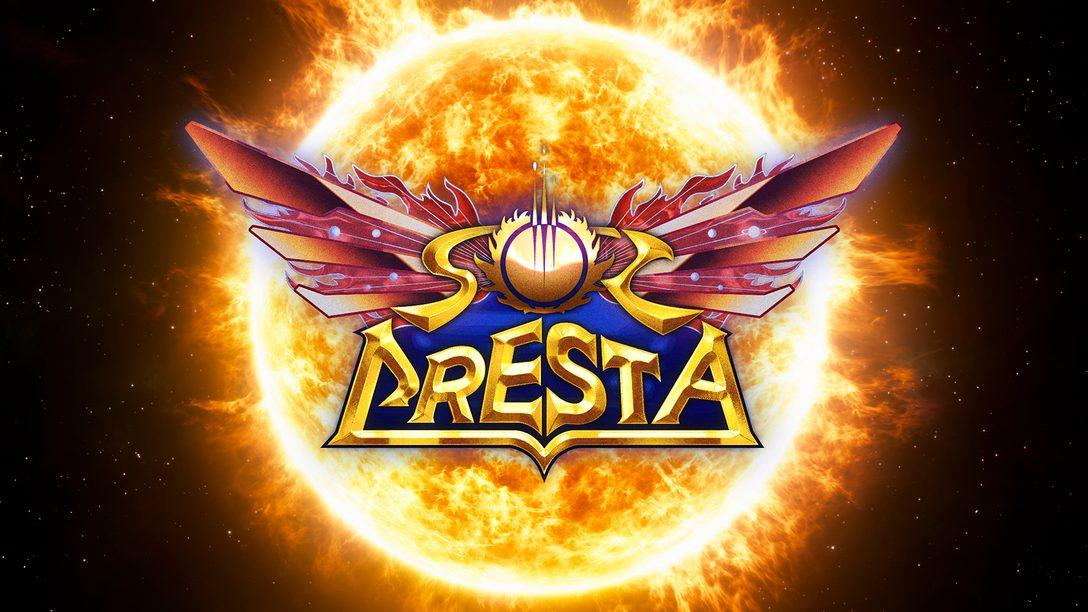 推出《Sol Cresta》:PlatinumGames 時隔 36 年製作太空射擊續集遊戲
