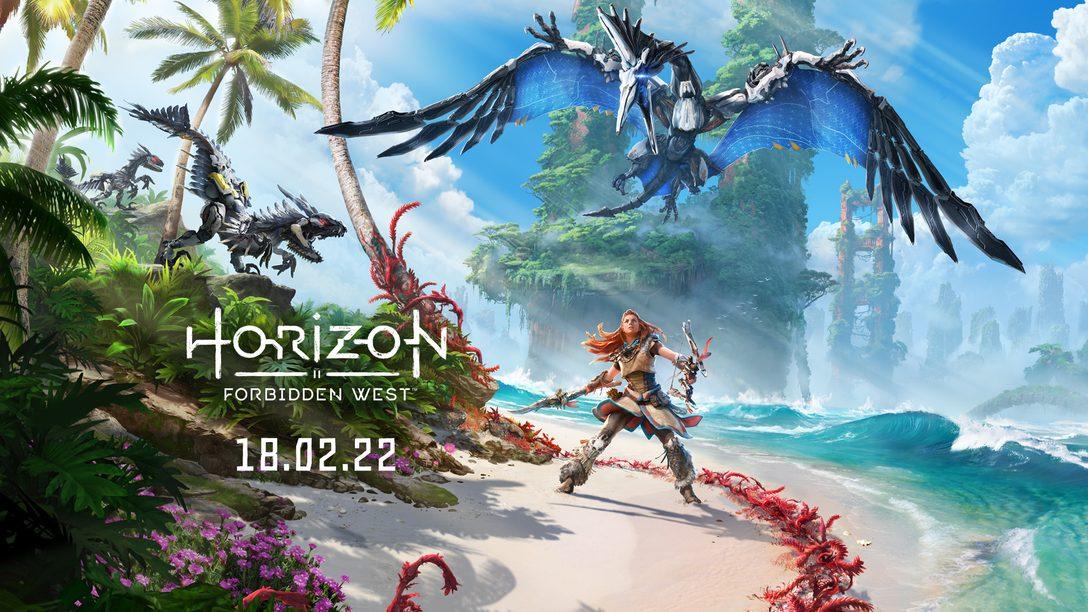 《Horizon Forbidden West》將在 2022 年 2 月 18 日上市