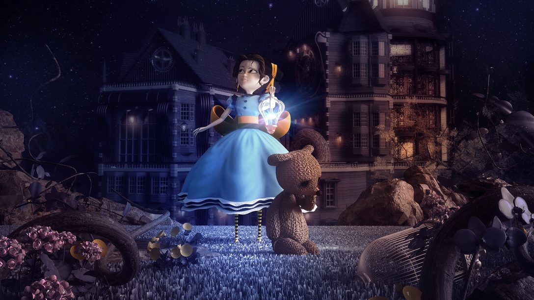 為您介紹《Tandem: A Tale of Shadows》,10月21日登陸PS4