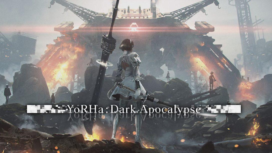 與齋藤陽介、橫尾太郎和吉田直樹一起深入了解《Final Fantasy XIV》的《Yorha: Dark Apocalypse》內容