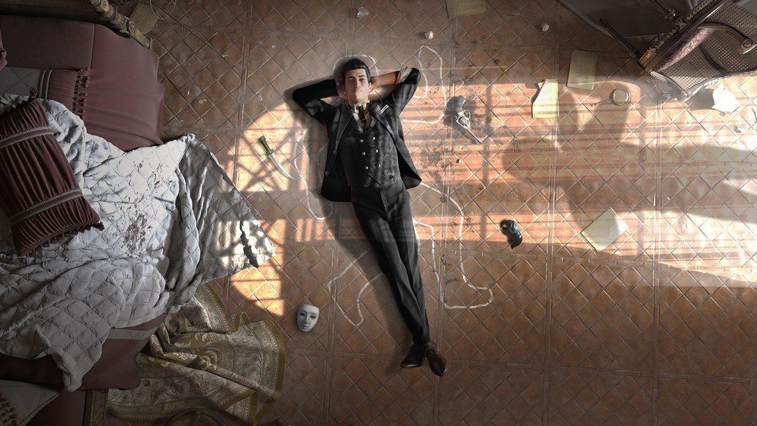 《Sherlock Holmes第一章》於11月16日在PS5展開偵探調查