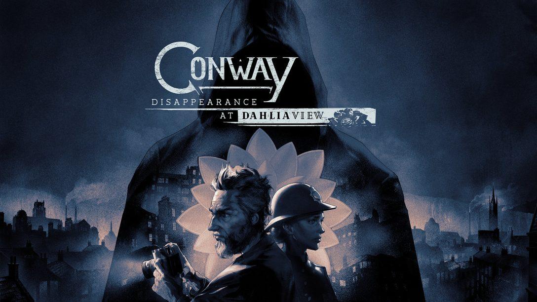 觀察性驚悚遊戲《Conway: Disappearance at Dahlia View》於11月2日登陸PS5、PS4