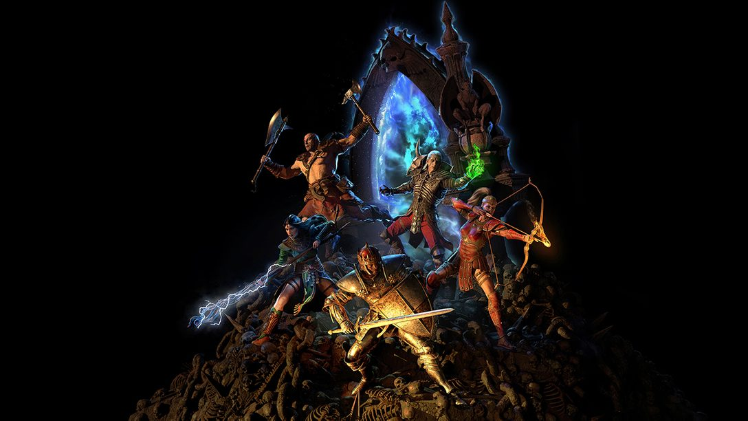 獻給您和隊友:《暗黑破壞神 II:獄火重生》組隊祕訣