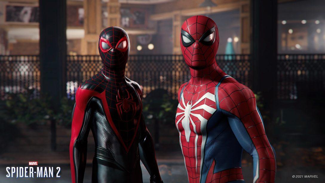 《Marvel's Spider-Man 2》偕《Marvel's Wolverine》一同曝光