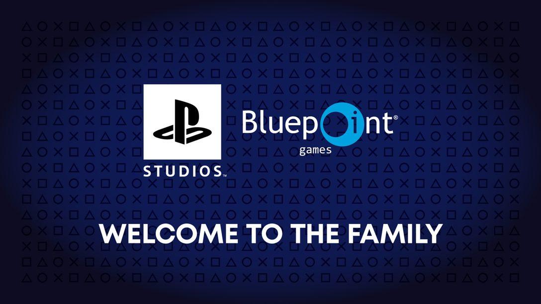 歡迎 Bluepoint Games 加入 PlayStation Studios 的大家庭