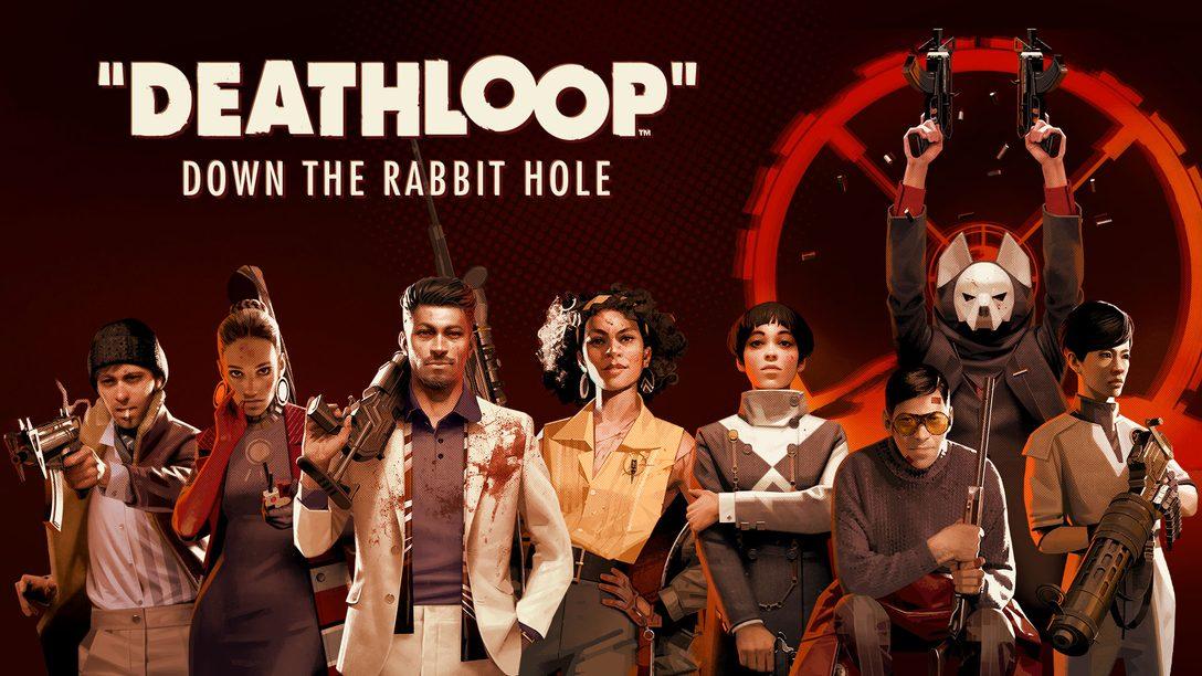在《Deathloop》故事預告片中陷入奇幻世界